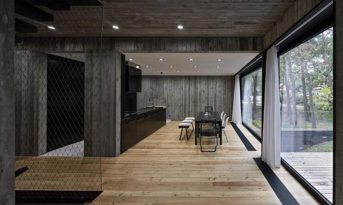 Роскошный интерьер кухни в загородном доме - Фото 22