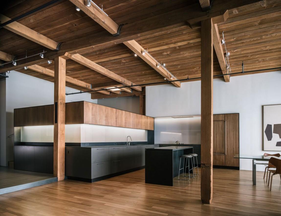 Роскошный интерьер кухни в загородном доме - Фото 30