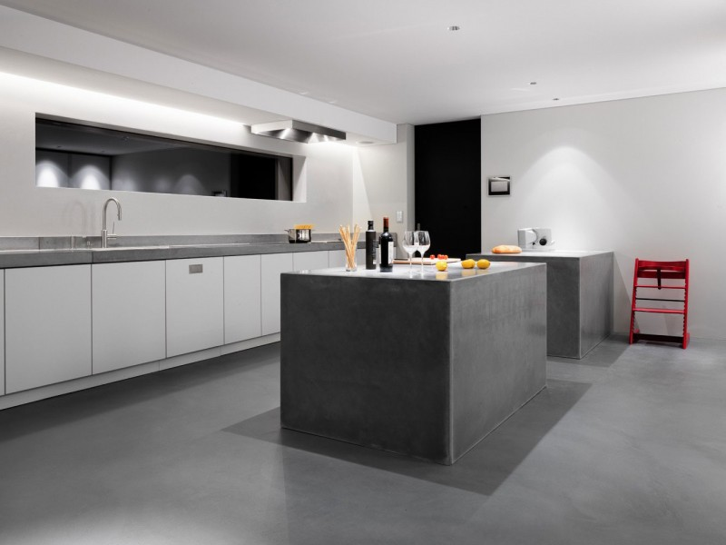Роскошный интерьер кухни в загородном доме - Фото 34