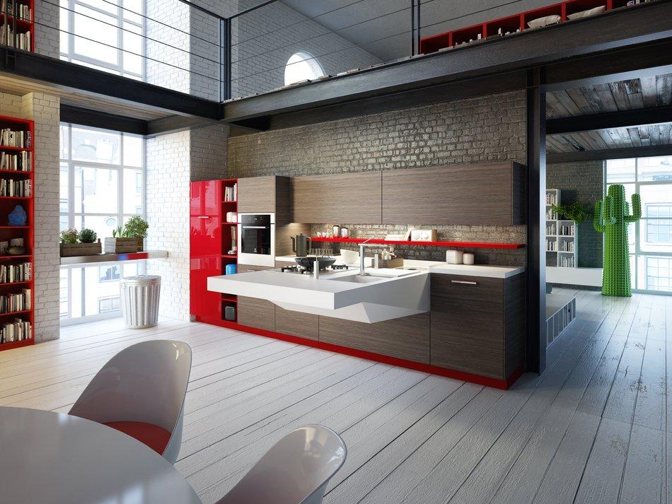 Роскошный интерьер кухни в загородном доме - Фото 53