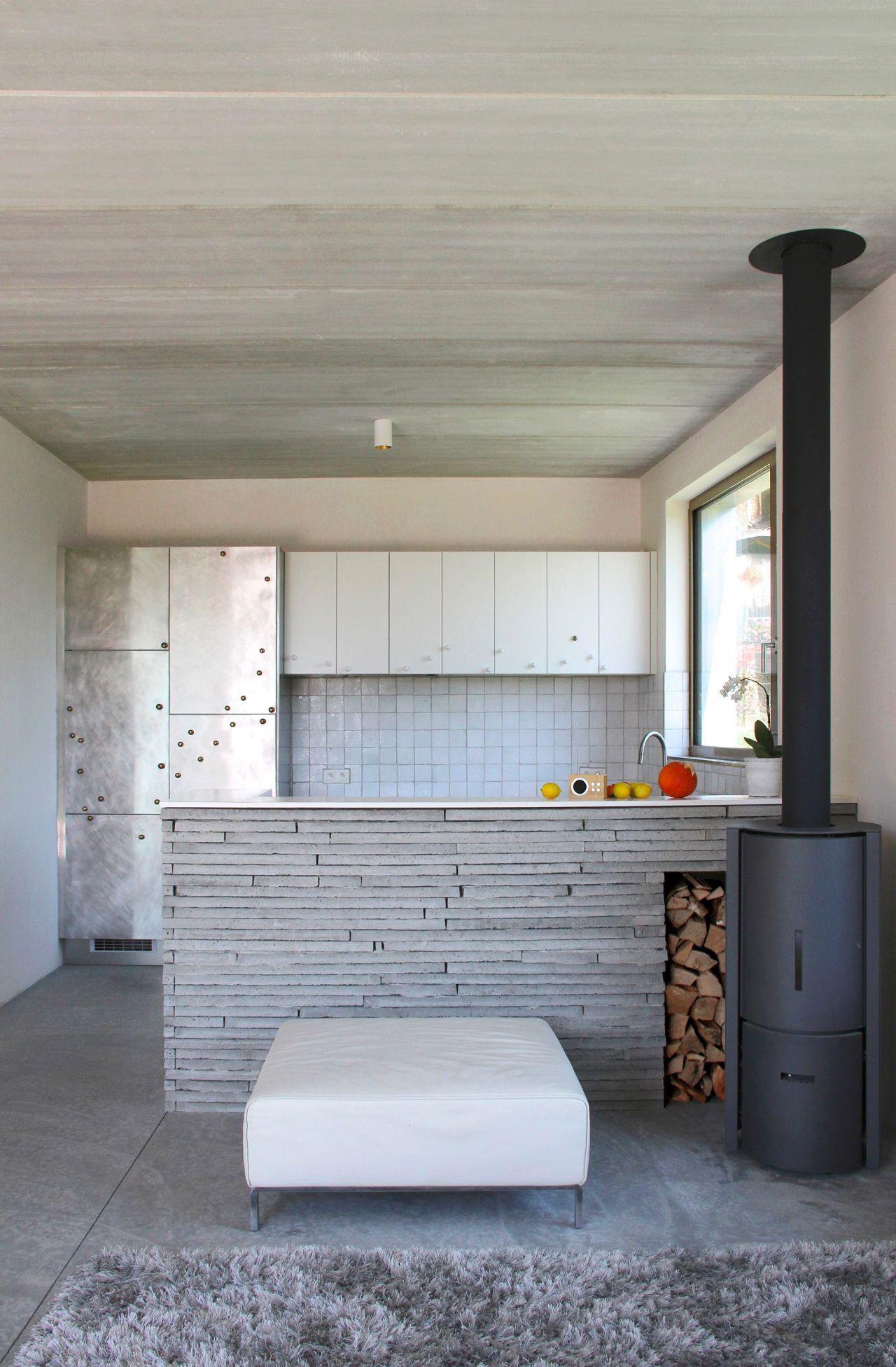 Роскошный интерьер кухни в загородном доме - Фото 54