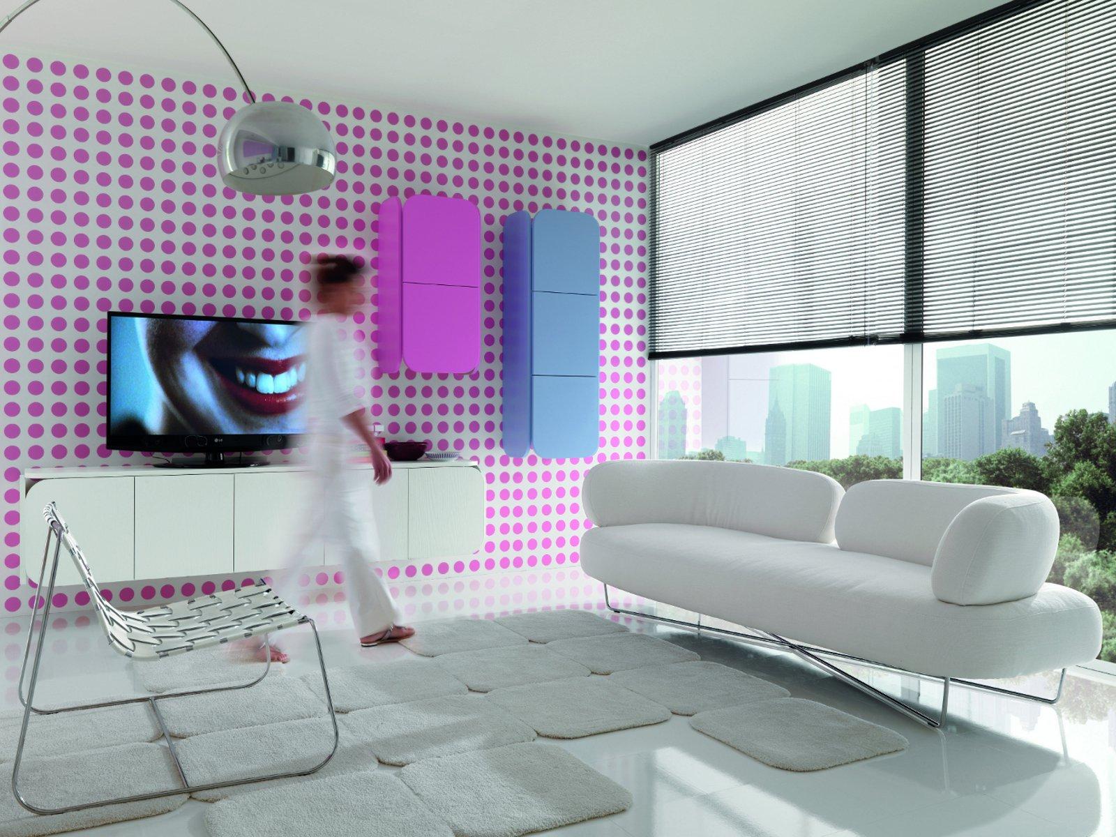 Контрастный дизайн кухни IT-IS в минималистском стиле