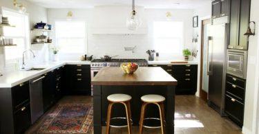 Как обновить кухню в своём доме