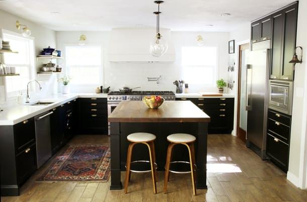 Как обновить кухню в современном стиле