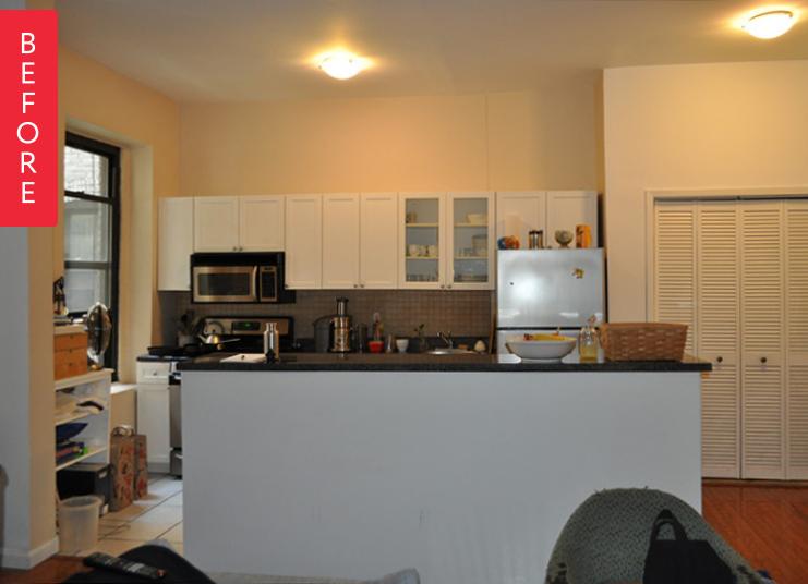 Как обновить старую кухню - фото 1 до ремонта
