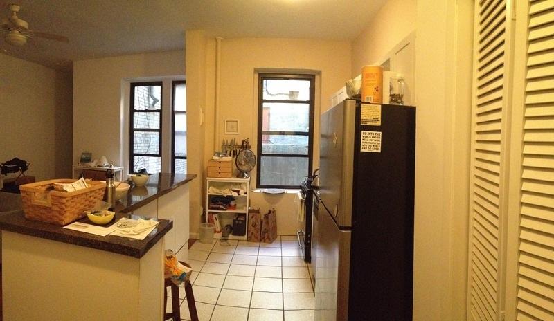 Как обновить старую кухню - фото 3 до ремонта