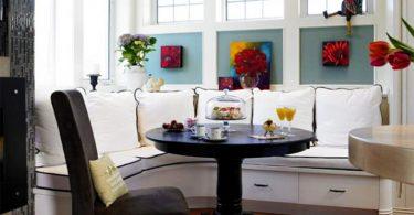 Как обустроить комфортную обеденную зону на кухне