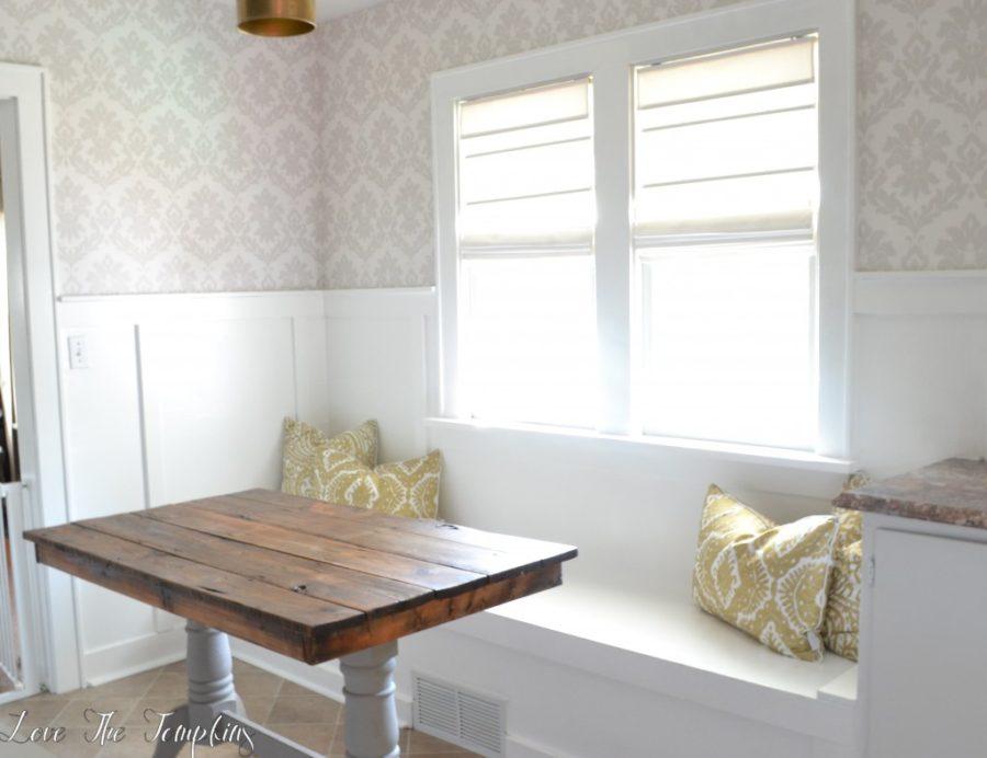 Как обустроить обеденную зону на кухне - Фото 6