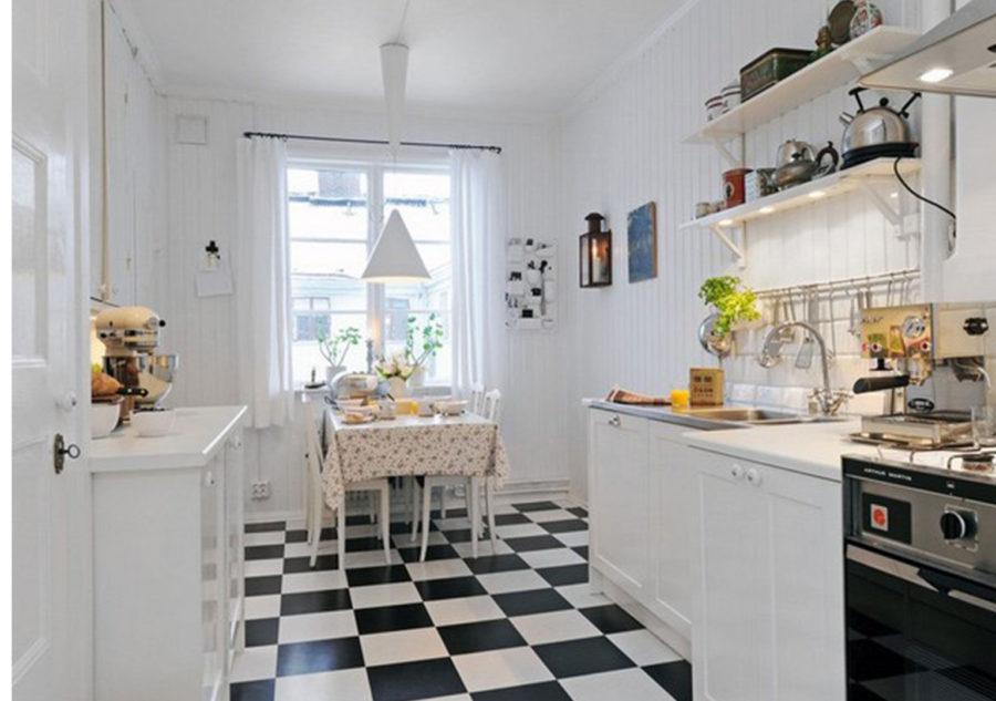 Обустройство обеденной зоны на кухне - Фото 31