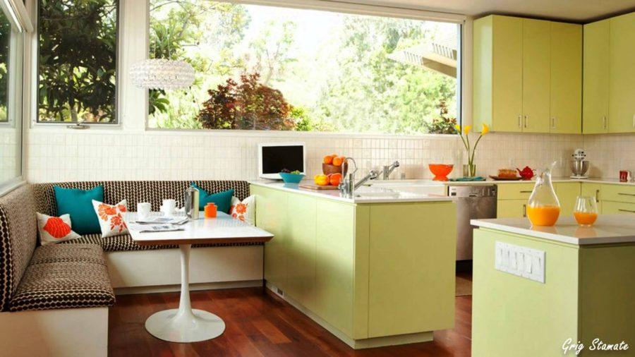 Обустройство обеденной зоны на кухне - Фото 6