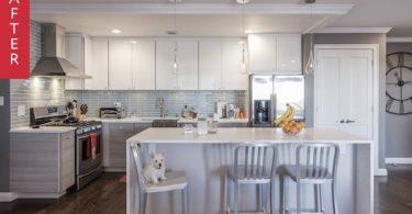 Как придать современный вид кухне при ремонте