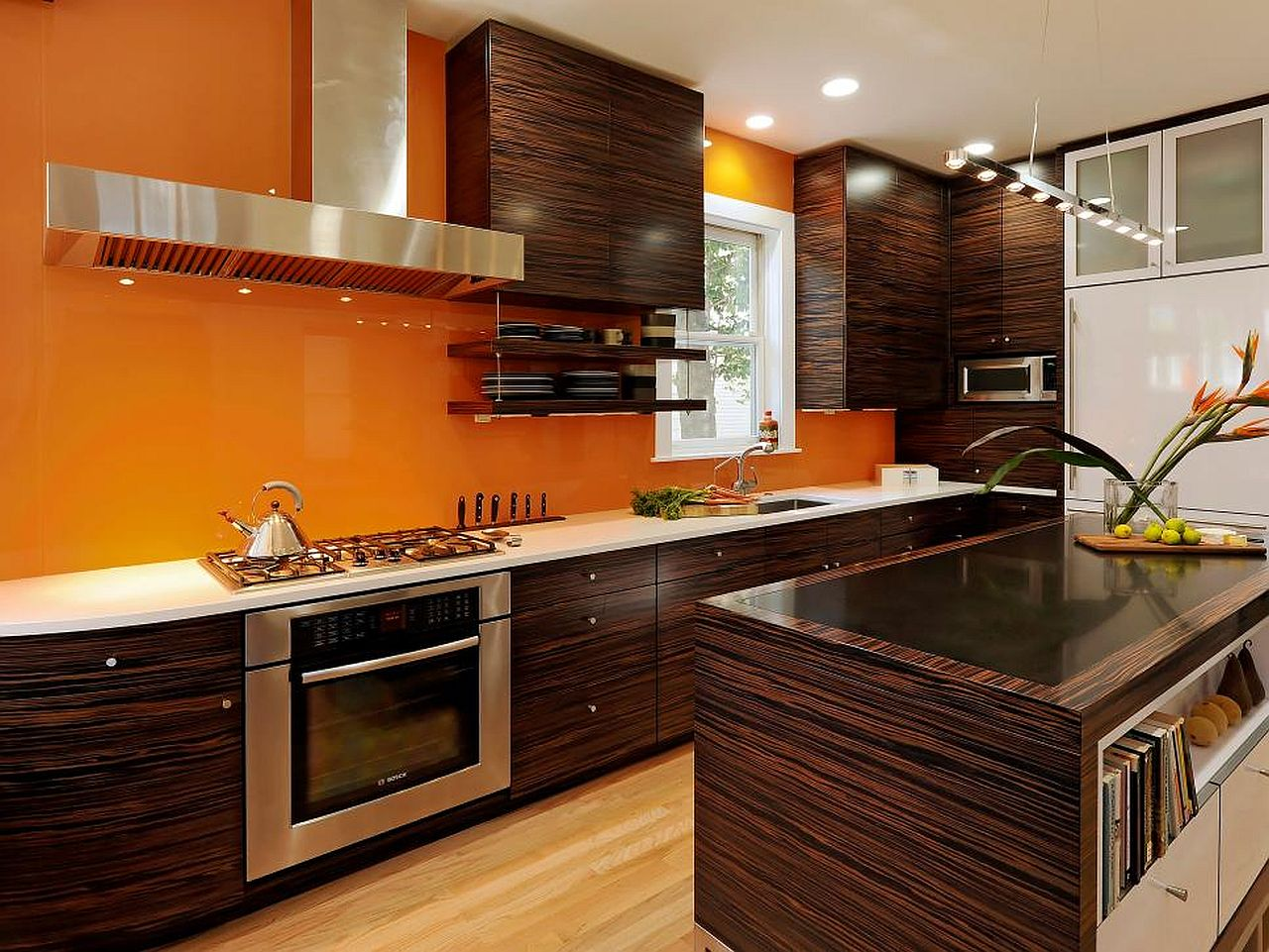 Какой цвет для кухни выбрать? Тренды 2017 года