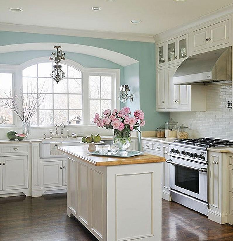 Какой цвет для кухни выбрать? Тренды 2017 года. Фото 14