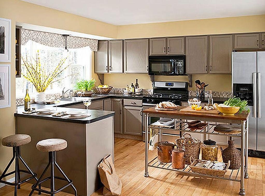 Какой цвет для кухни выбрать? Тренды 2017 года. Фото 16