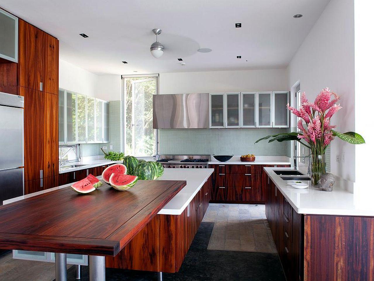 Какой цвет для кухни выбрать? Тренды 2017 года. Фото 27