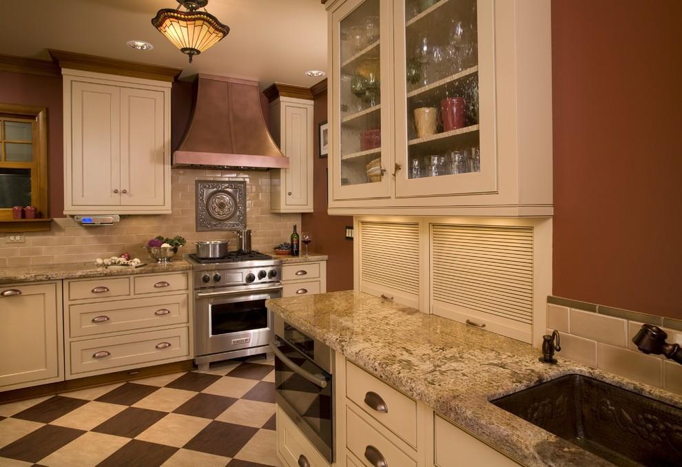 Идеи для кухонного фартука – фото 8