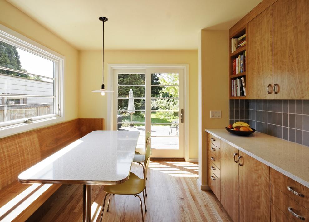 Реконструкция старой кухни отhowells architecture + design.