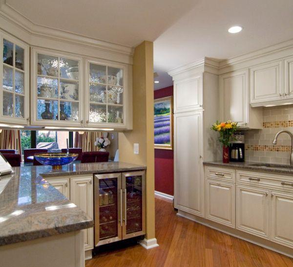 Винтажная кухонная мебель