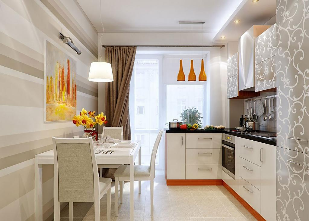 кухни стильные кухни в интерьере фото
