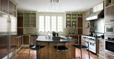 Обворожительное оформление кухни от студии Siemasko + Verbridge