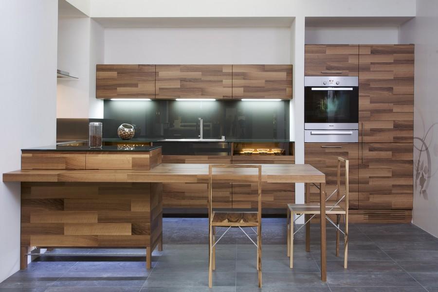 фото модная кухня