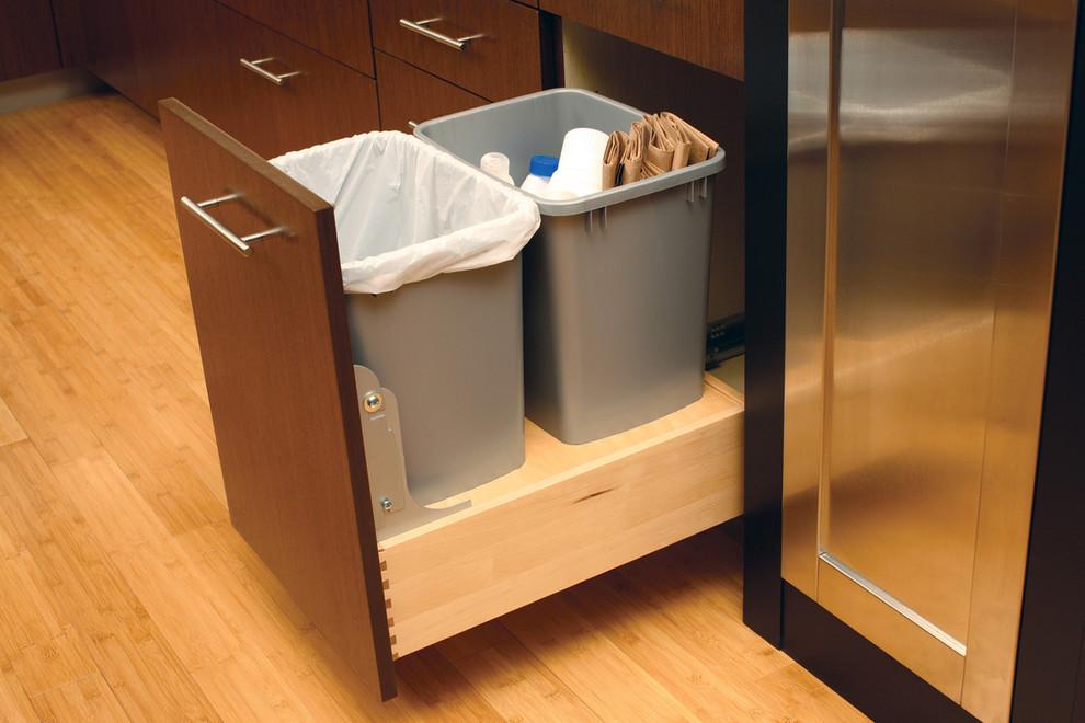 Ящик для мусорного ведра