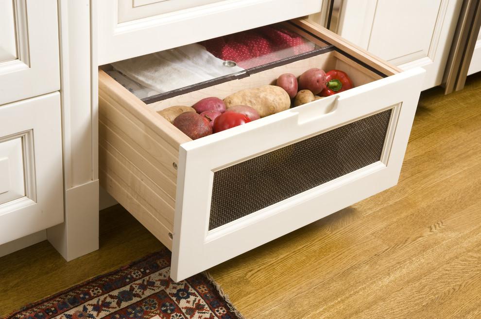 Ящик под овощи на кухню