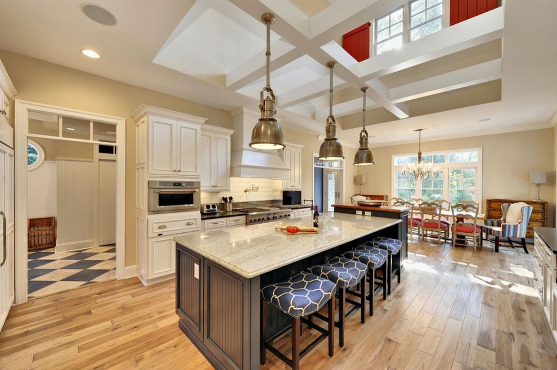 Потрясающий дизайн интерьера кухни в индустриальном стиле