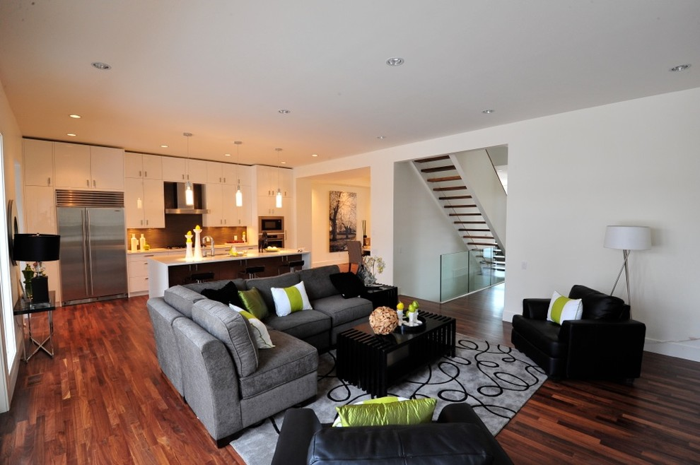 Элегантный интерьер кухни от студии Fifth Element Homes
