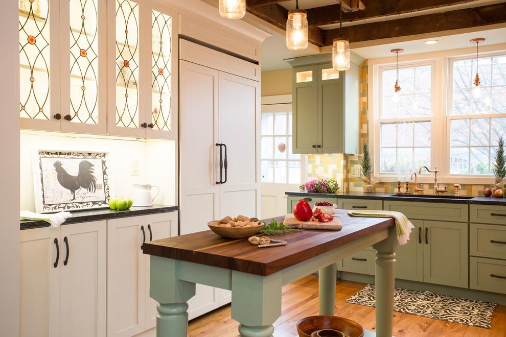 Традиционный стиль кухни