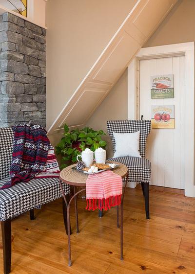Уютное место для утреннего кофе на кухне