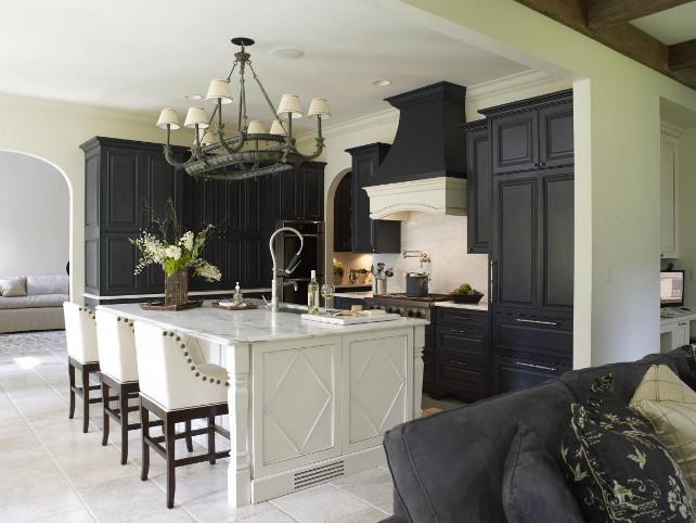 Потрясающий дизайн интерьера кухни в классическом стиле от Jean Allsopp Photography