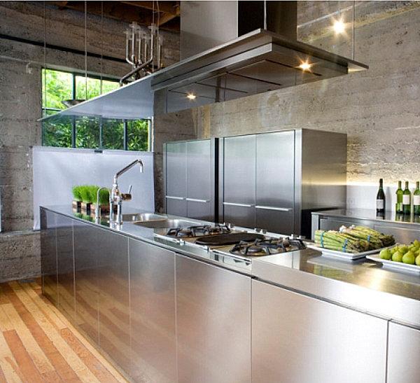 Оборудование для кухни из нержавеющей стали