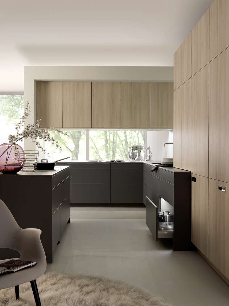 Дизайн интерьера кухни из натурального дерева от Divine Design+Build