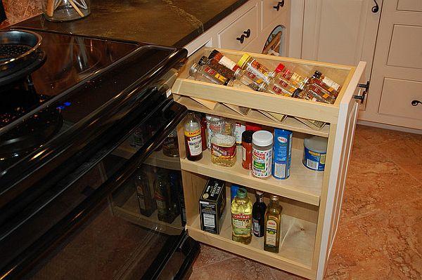 Image result for Кухонные выдвижные ящики