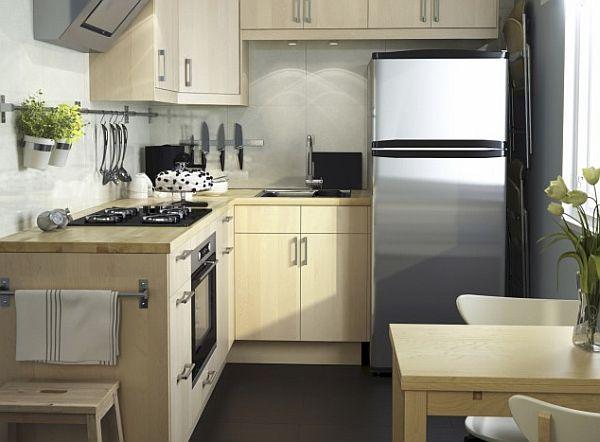 Дизайн помещения с мебелью от IKEA