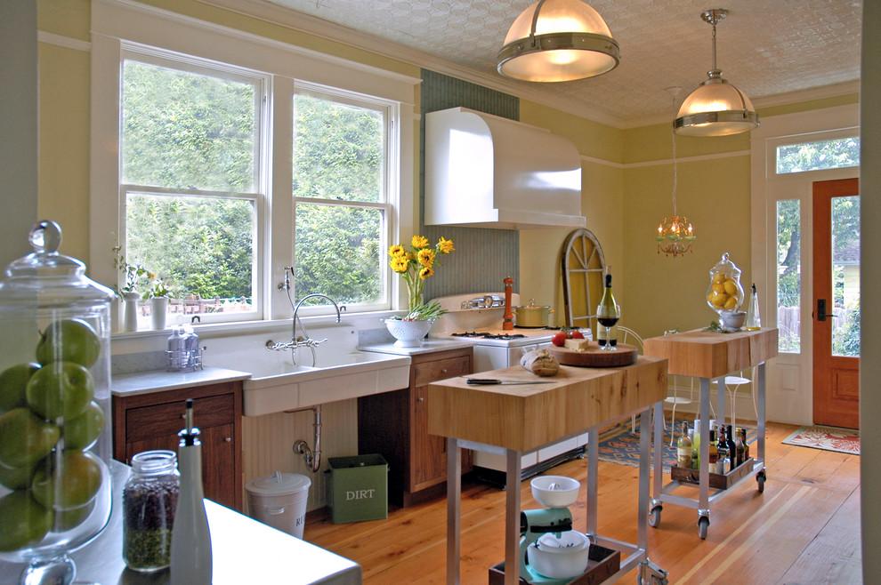 Дизайн раковины в интерьере кухни от Arciform