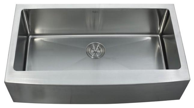 Стильный дизайн кухонной раковины из нержавеющей стали от <em>ExpressDecor</em>