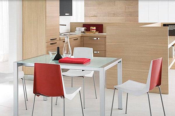Кухонный набор в стиле минимализм