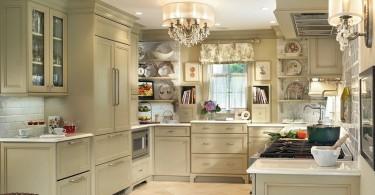Винтажный дизайн интерьера кухни от Marlene Wangenheim AKBD, CAPS, Allied Member ASID
