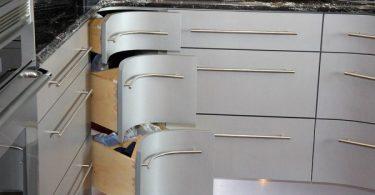 Компактные системы хранения на кухне