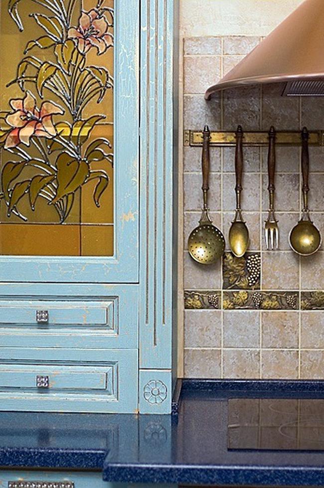 Латунные кухонные аксессуары
