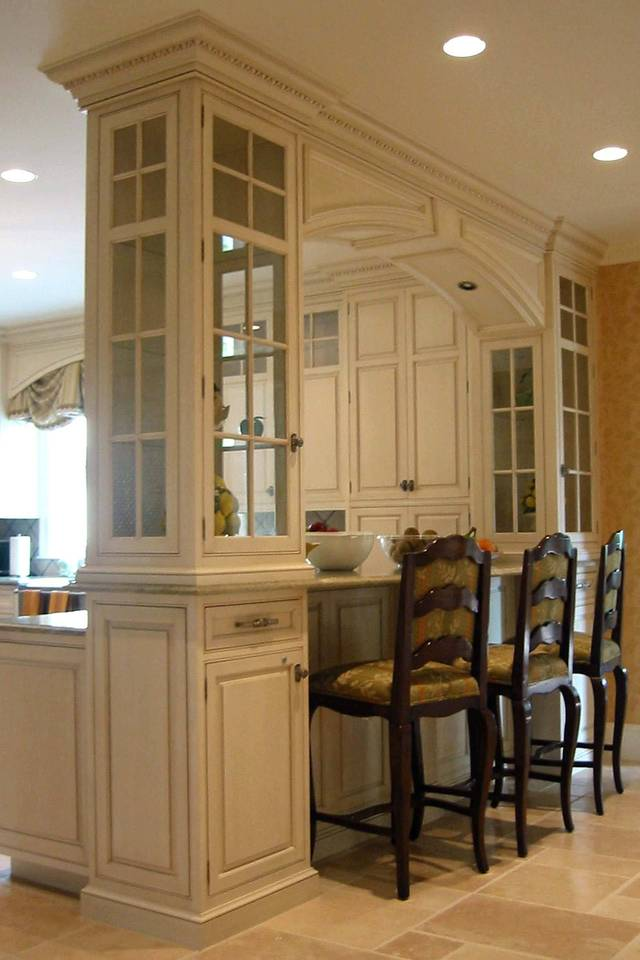 Интерьер кухонь в деревенском стиле фото