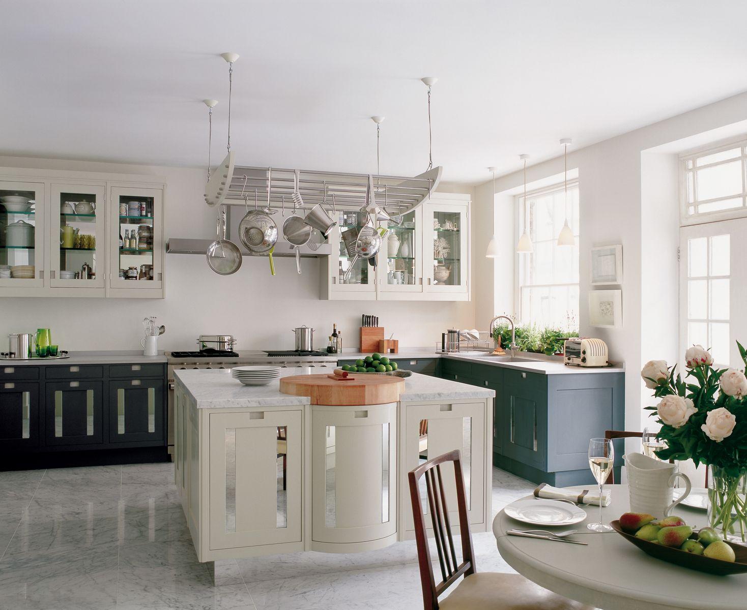 Функциональные кухни от Smallbone of Devizes — лучшие коллекции