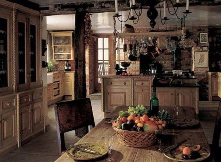Современный дизайн интерьера кухни от Smallbone