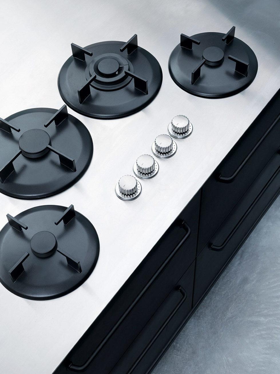 Кухни из нержавеющей стали от Vipp - фото 2