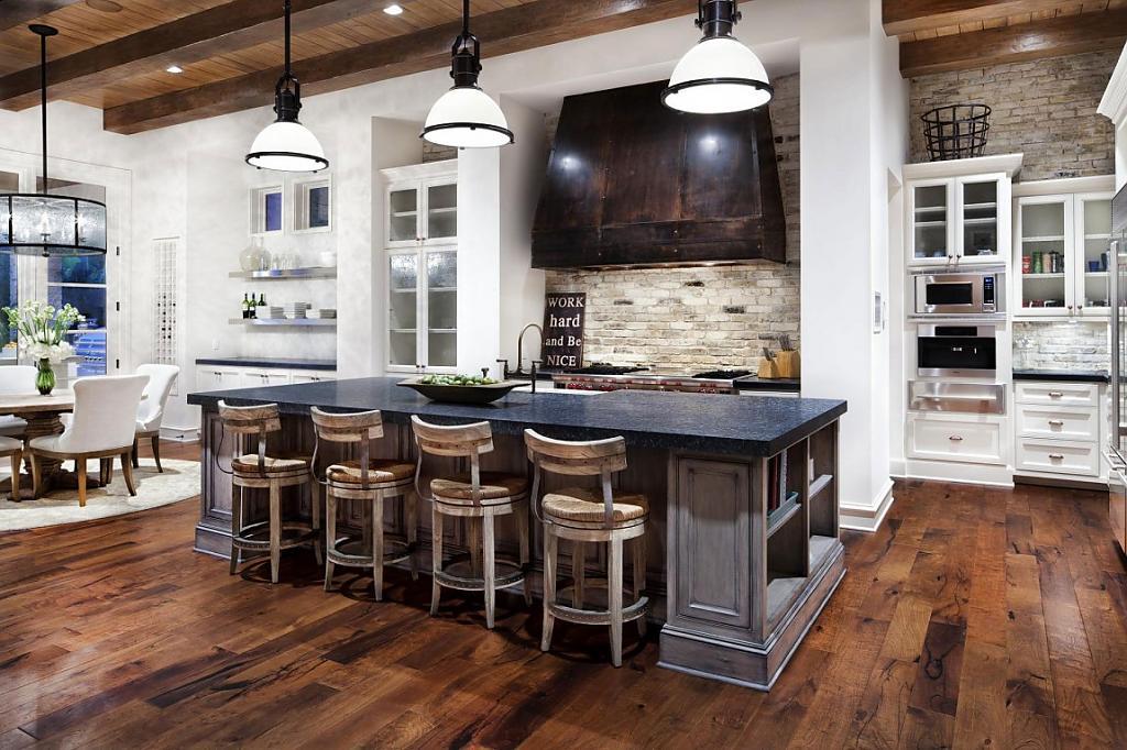Кухни в стиле кантри - Фото 2