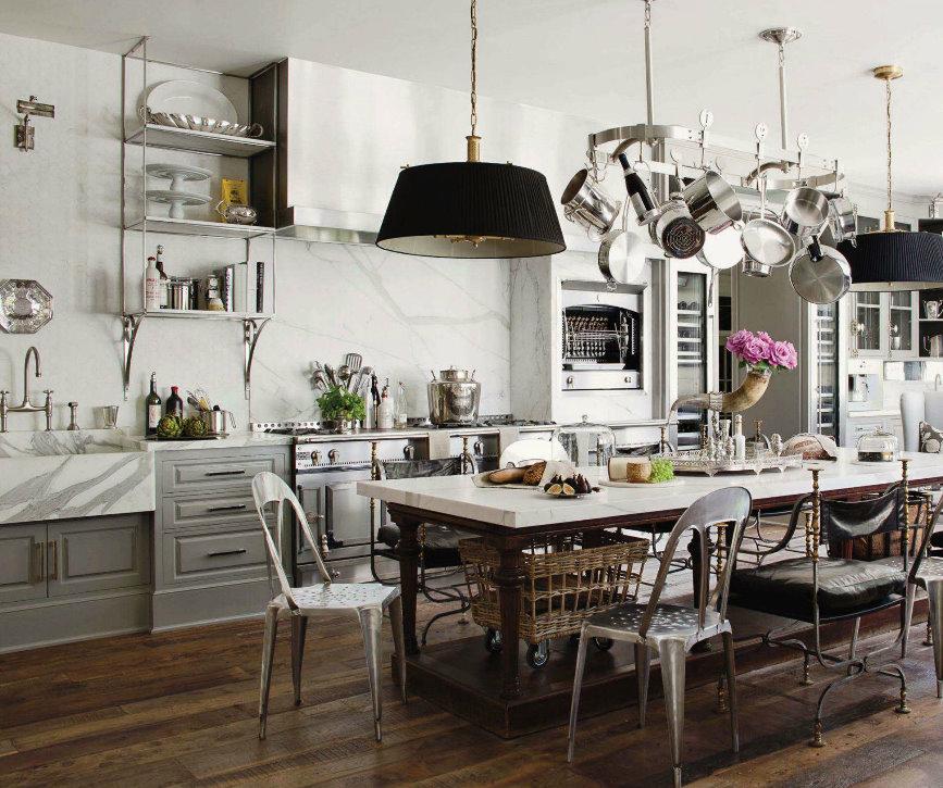 Кухни в стиле кантри - Фото 3