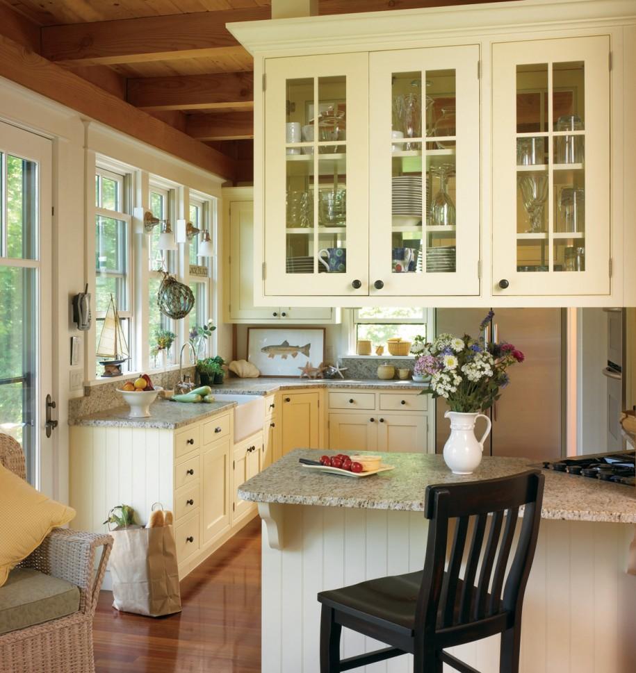 Кухни в стиле кантри - Фото 6