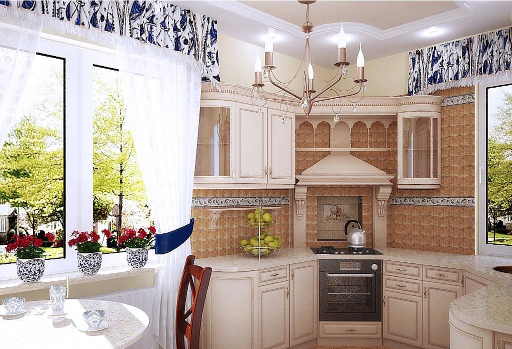 Кухни в стиле кантри - Фото 7